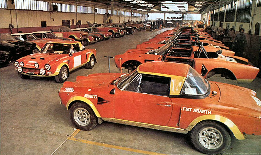 124 Abarth Articles