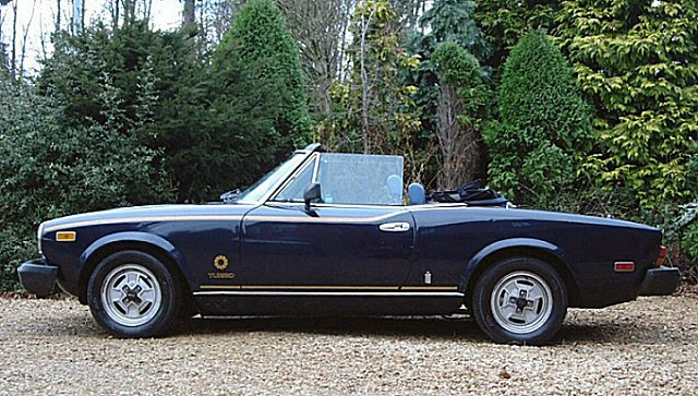 enewsso about march news fiat firstdrivetowork spider completed latest conversion