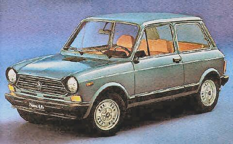 1977 Lancia Autobianchi A112 Gallery - cars wallpaper hd download